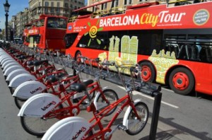 Bicycles_Barcelona